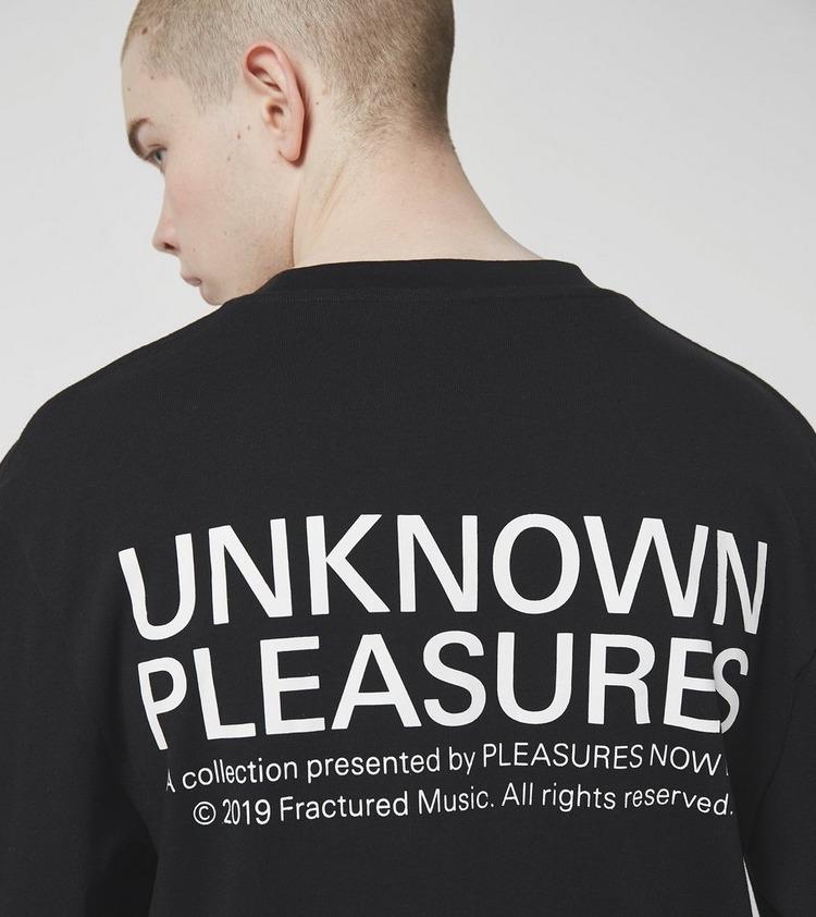 PLEASURES x Joy Division Control Long Sleeved T-Shirt