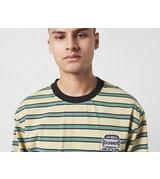 PLEASURES Long Sleeve Hangman Stripe T-Shirt