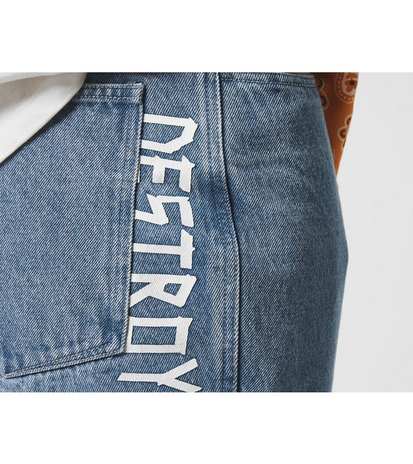 PLEASURES Relief Denim Pant
