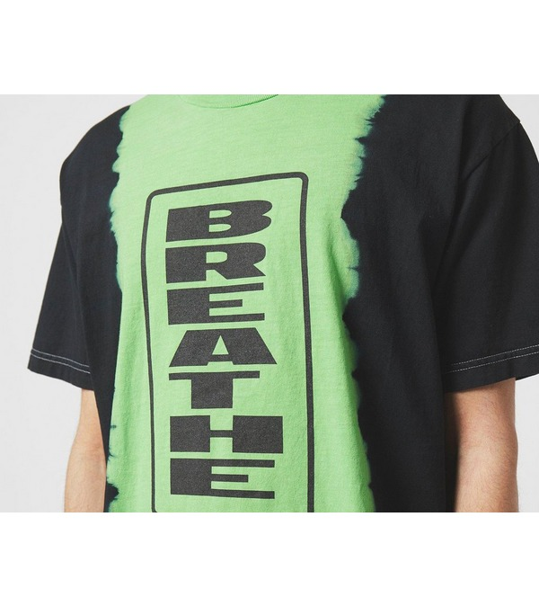PLEASURES Breathe Split Dye T-Shirt