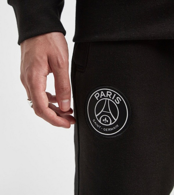 Jordan x PSG Black Cat Fleece Joggers
