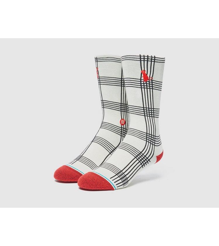 Stance Rat Plaid Socks