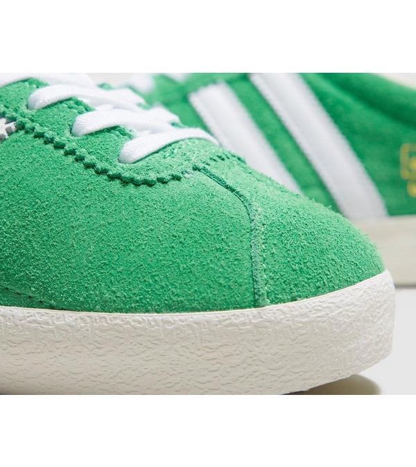 adidas gazelle heren groen