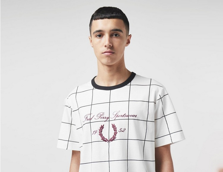 Fred Perry Archive T-Shirt