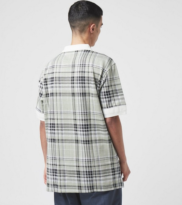 Fred Perry Jacquard Check Polo Shirt