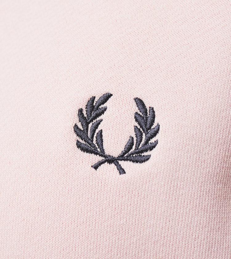 Fred Perry Laurel Wreath Crew Neck Sweatshirt