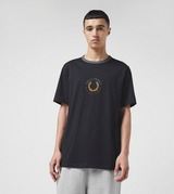 Fred Perry Global Branded T-Paita