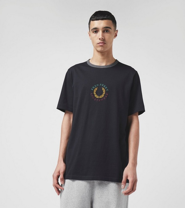 Fred Perry Global Branded T-Shirt