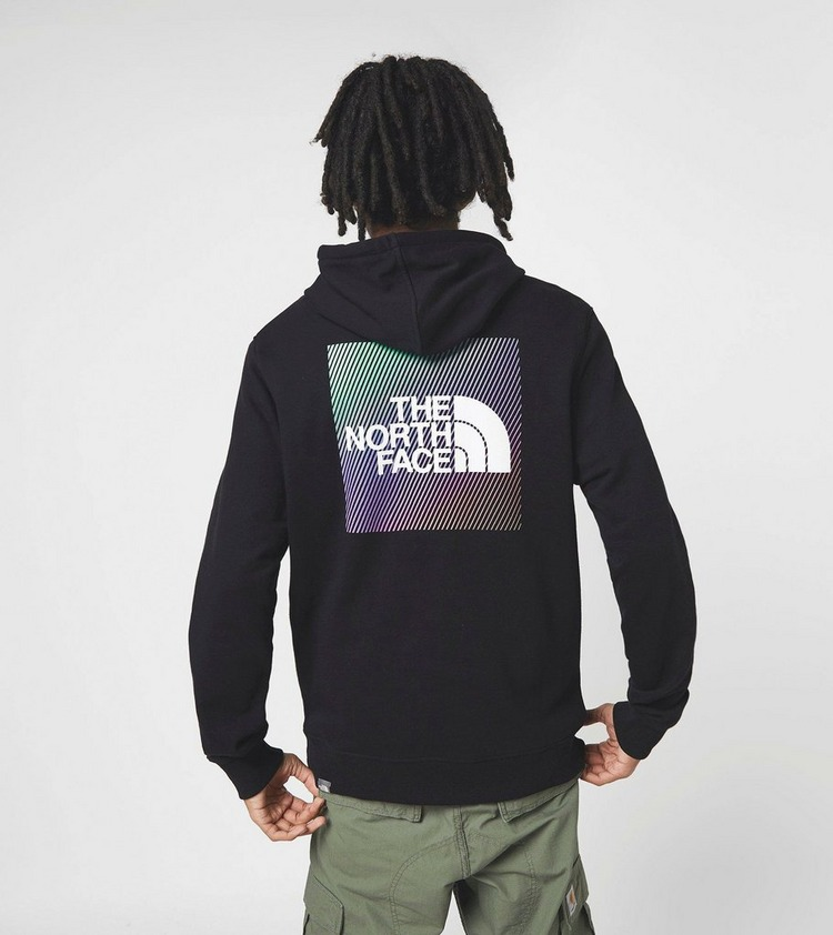 The North Face Rainbow Hoodie