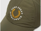 Fred Perry Archive Logo Cap