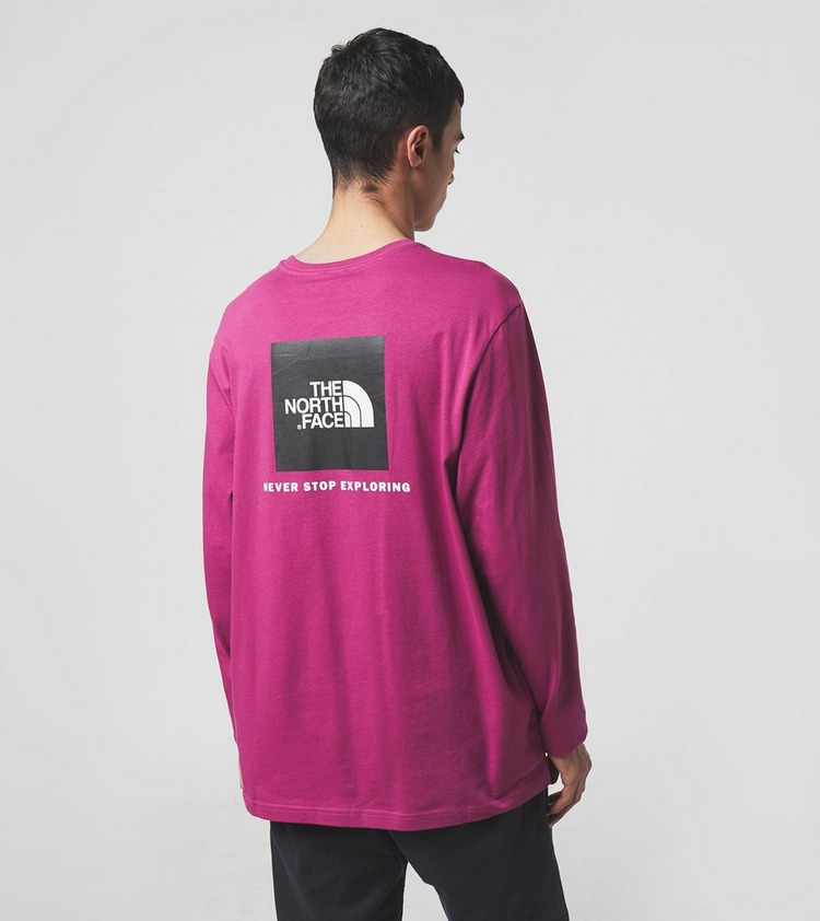 The North Face Redbox Long Sleeve T-Shirt