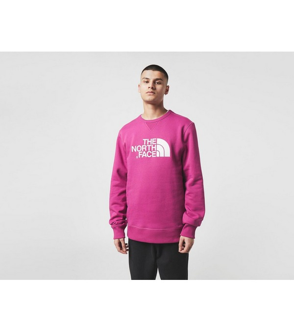 The North Face Drew Peak Crew Sweatshirt