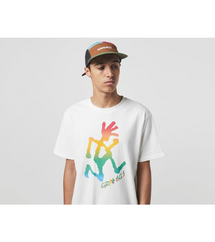 Gramicci Run Man Tie Dye T-Shirt