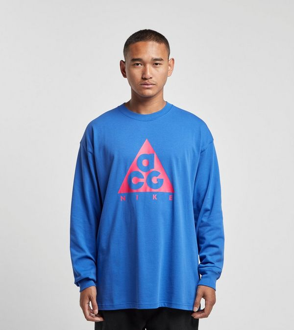 Nike ACG Long Sleeved Logo T-Shirt