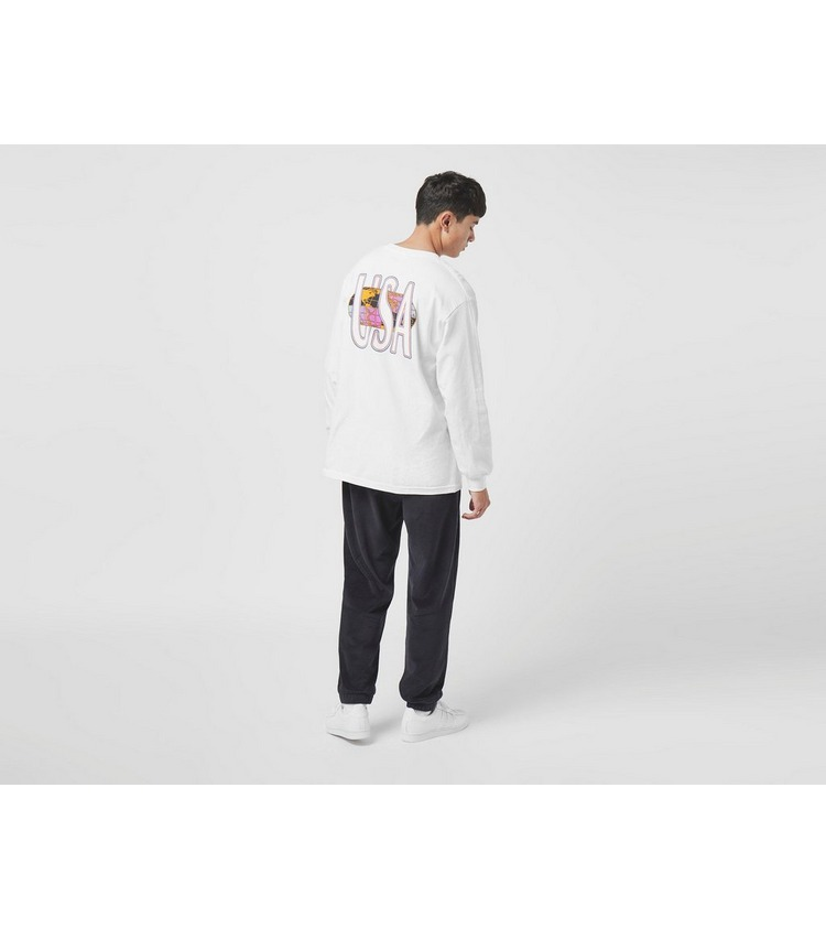 HUF Quake USA Long Sleeve T-Shirt