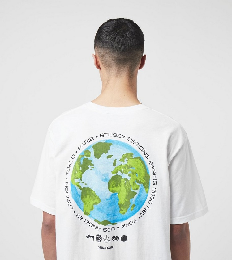 Stussy Global Design T-shirt