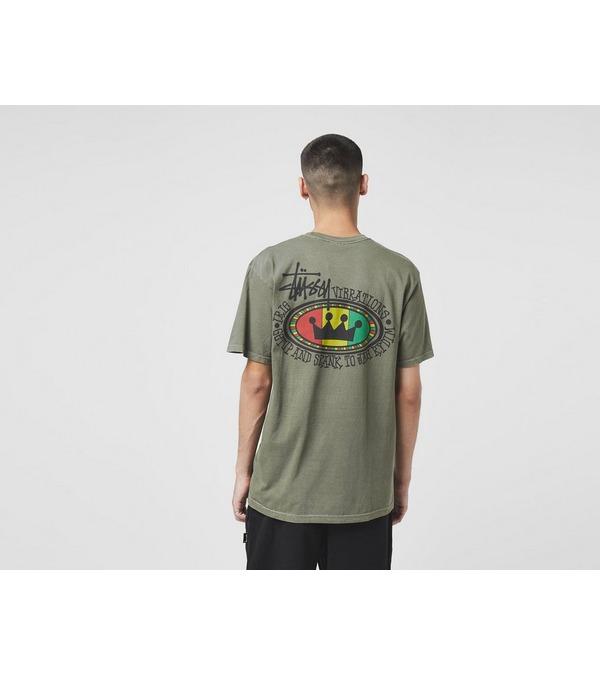Stussy Rasta Oval T-Shirt