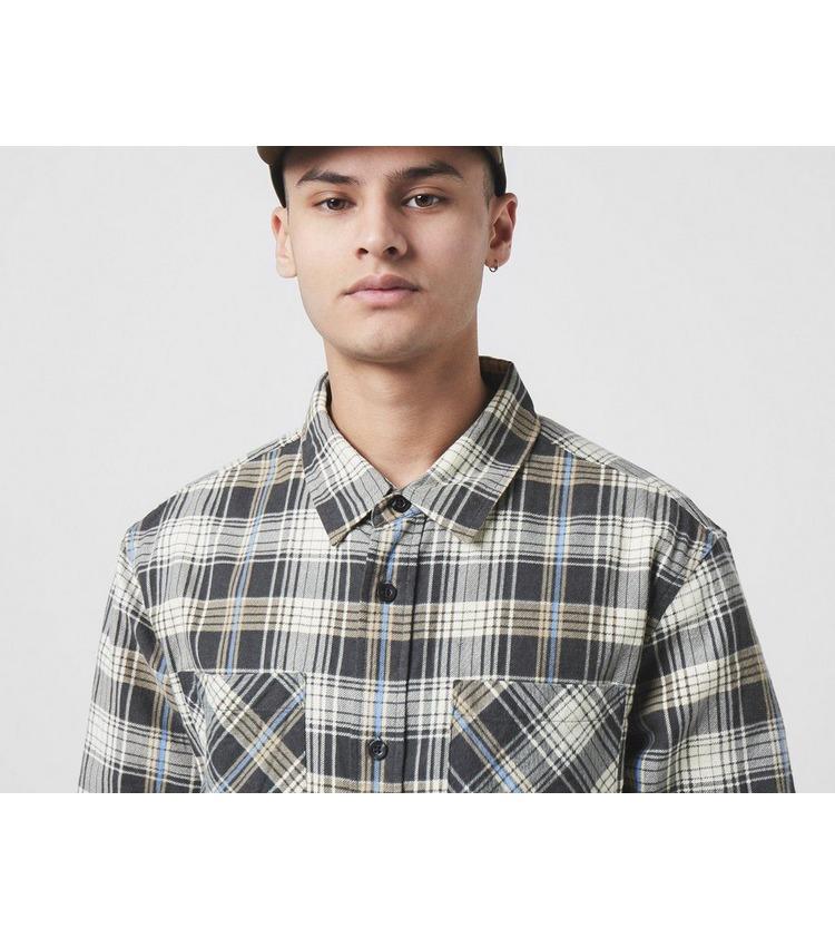 Stussy Lawrence Plaid Shirt