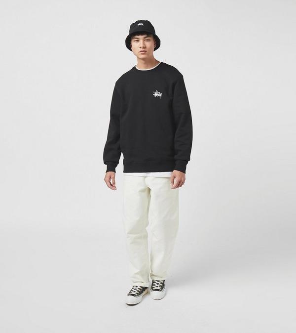 Stussy Basic Crew Sweatshirt