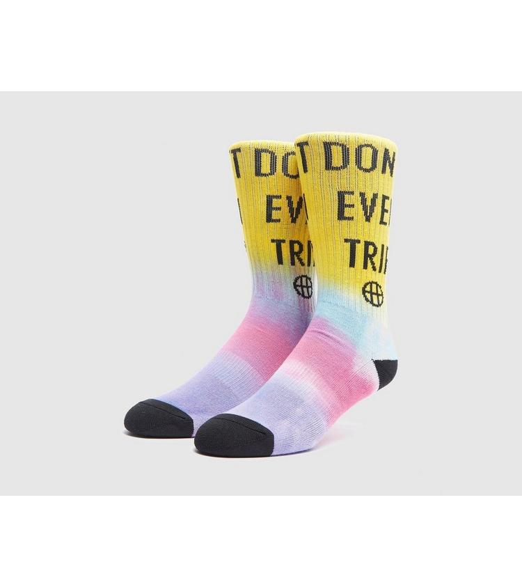 HUF Don't Trip Sock