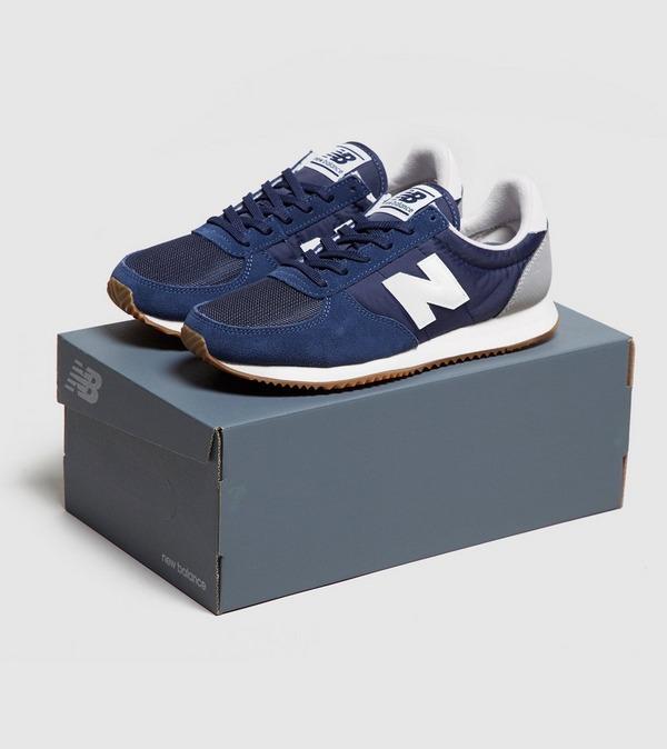 new balance femmes bleu 220