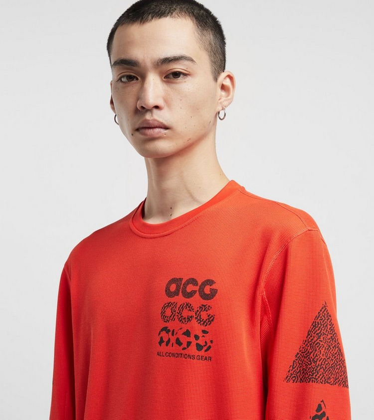 Nike ACG Long Sleeve Waffle Top