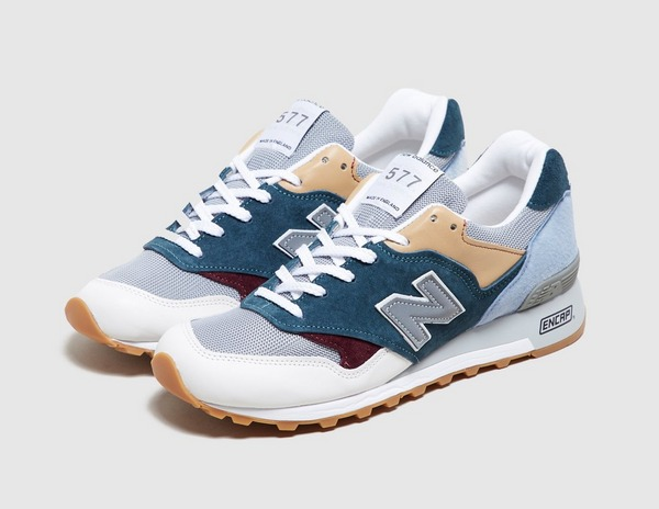 Blue New Balance 577 'Supply Pack' - Made In England | size?