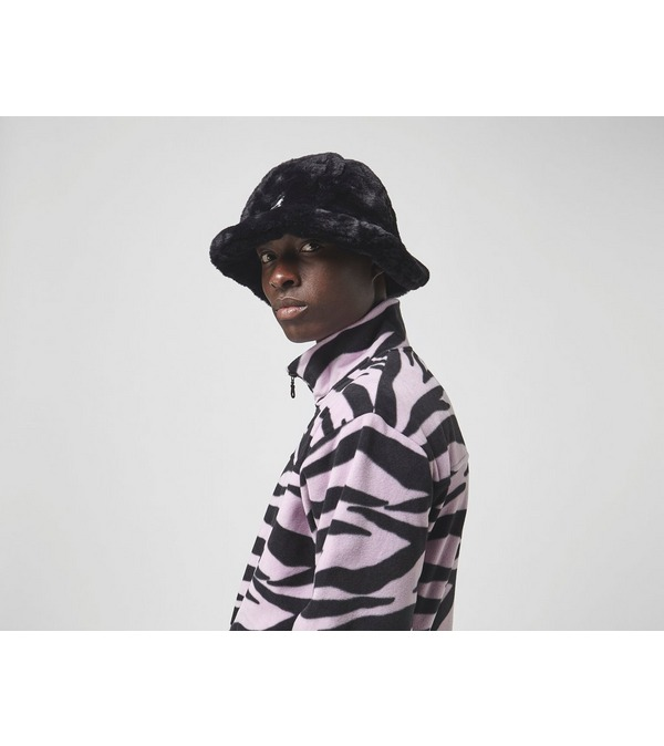 Kangol Faux Fur Casual Bucket Hat | Size?