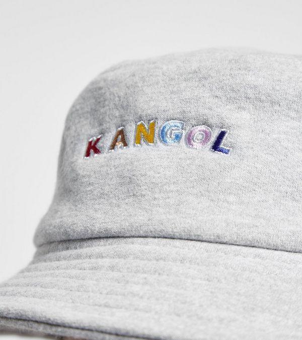 Kangol Colour Text Bucket Hat