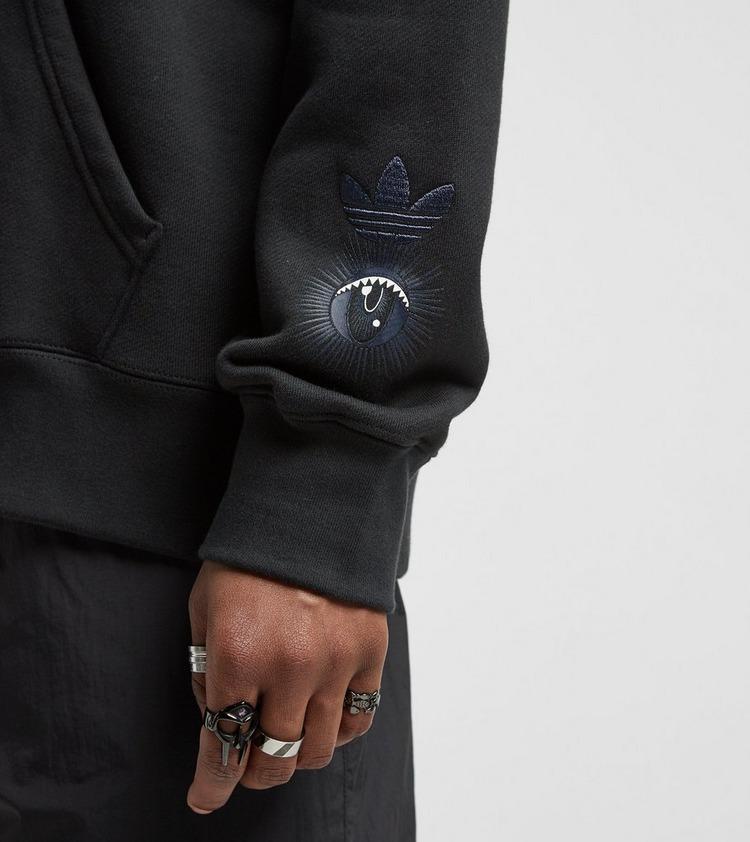 adidas Originals x Keiichi Tanaami Gallery Felpa con cappuccio