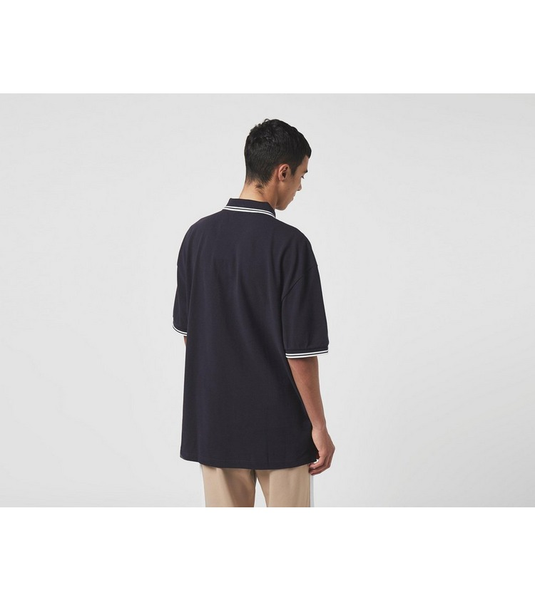 Fred Perry x Beams Twin Tip Short Sleeve Polo Shirt