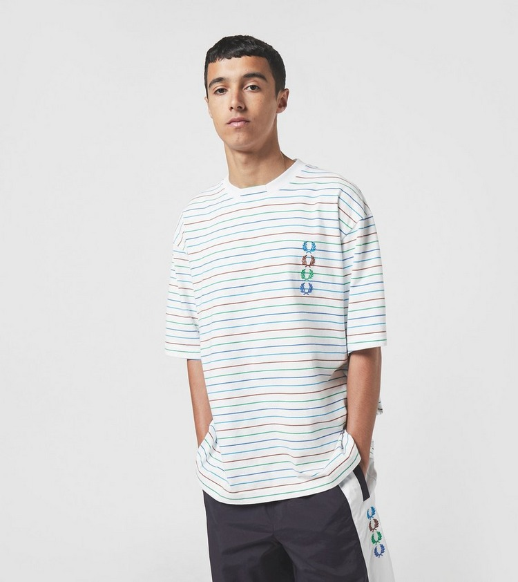 Fred Perry x Beams Stripe T-Shirt