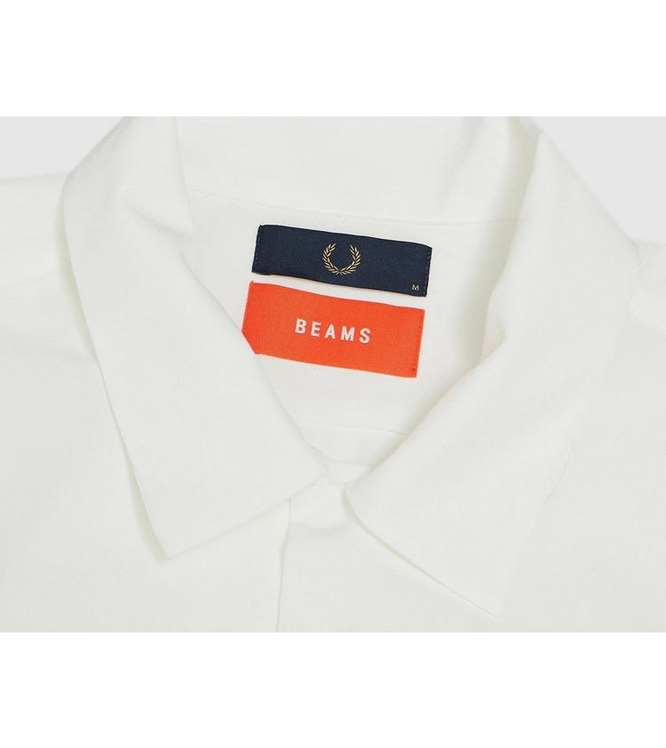 Fred Perry x Beams Short-Sleeve Shirt Men's