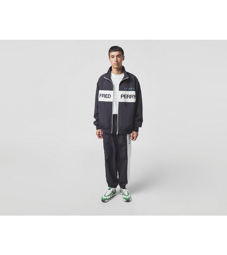 Fred Perry x Beams Shell Jacket