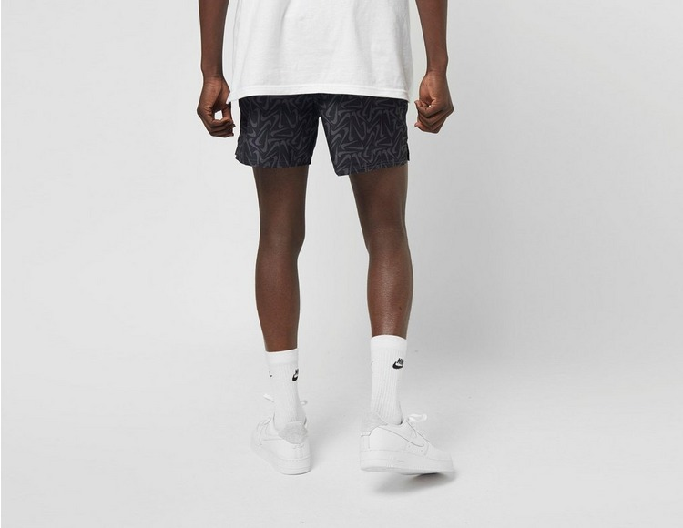 Nike All Over Print Swim Shorts