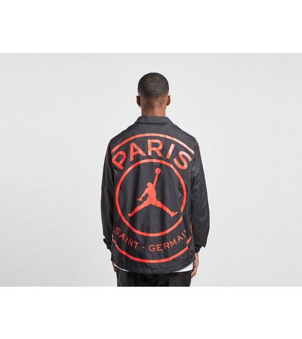 Jordan x Paris Saint-German Coach Jacket