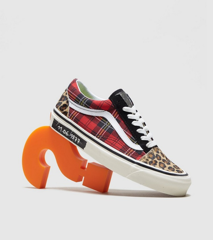 Vans Old Skool 'English Invasion' Women's - Exclusive