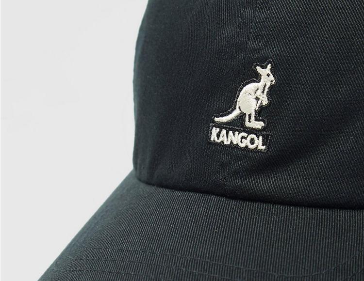 Kangol Washed Baseball Kasket