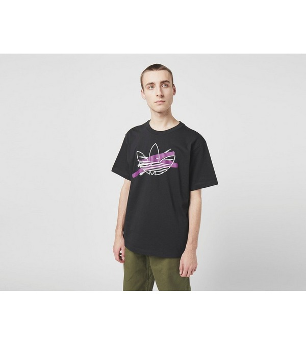 adidas Originals Paint Trefoil T-Shirt