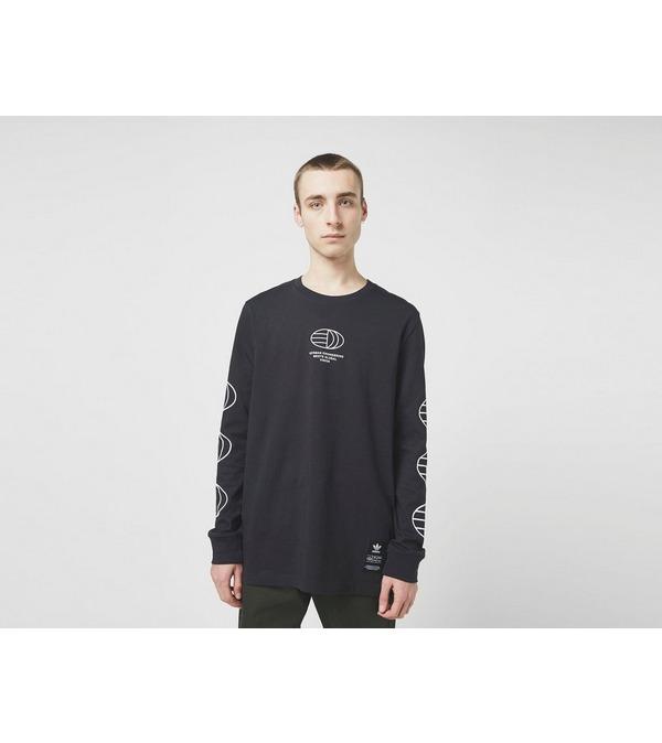 adidas Originals Long Sleeve Trefoil T-Shirt