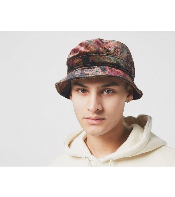 New Era Velvet Bucket Hat