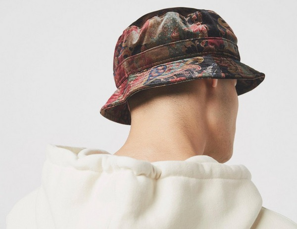 New Era Velvet Bucket Hat