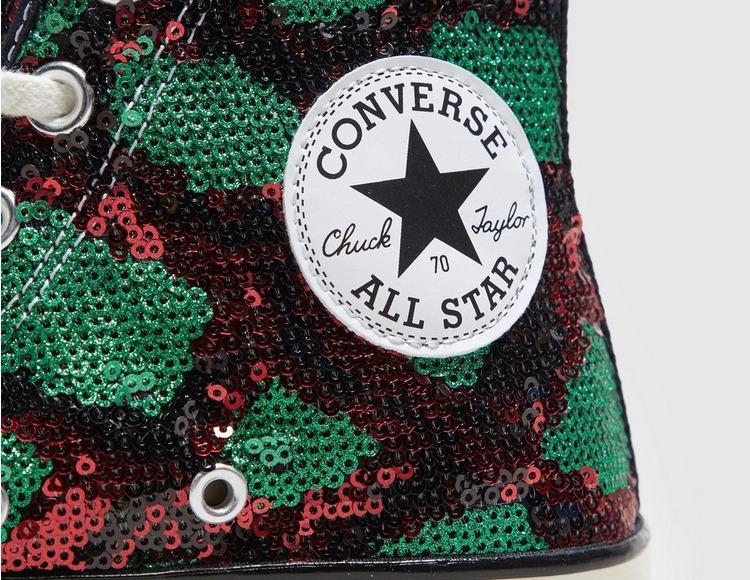 Converse Chuck Taylor All Star 70 Hi Sequin Women's
