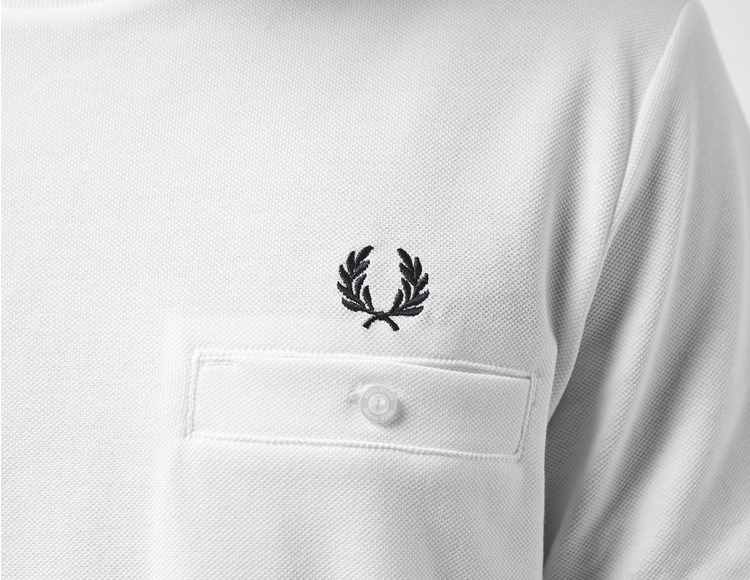 Fred Perry Maglietta Pocket Pique