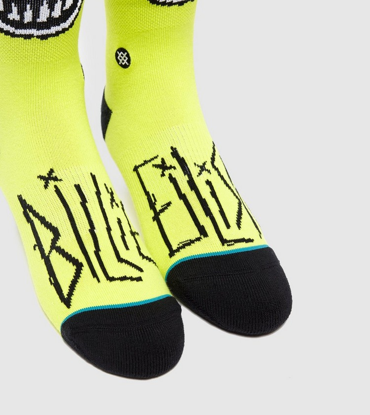 Stance x Billie Eilish Grin Socks