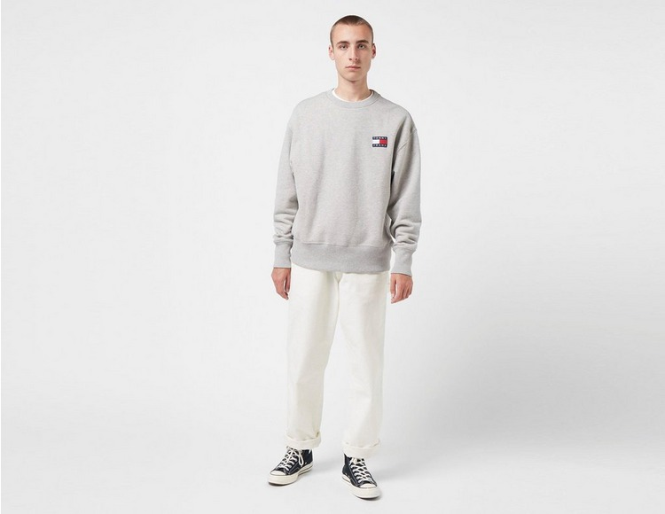 Tommy Jeans Badge Crew Sweat Shirt
