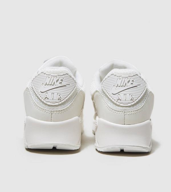 nike air max 90 hvid leather review