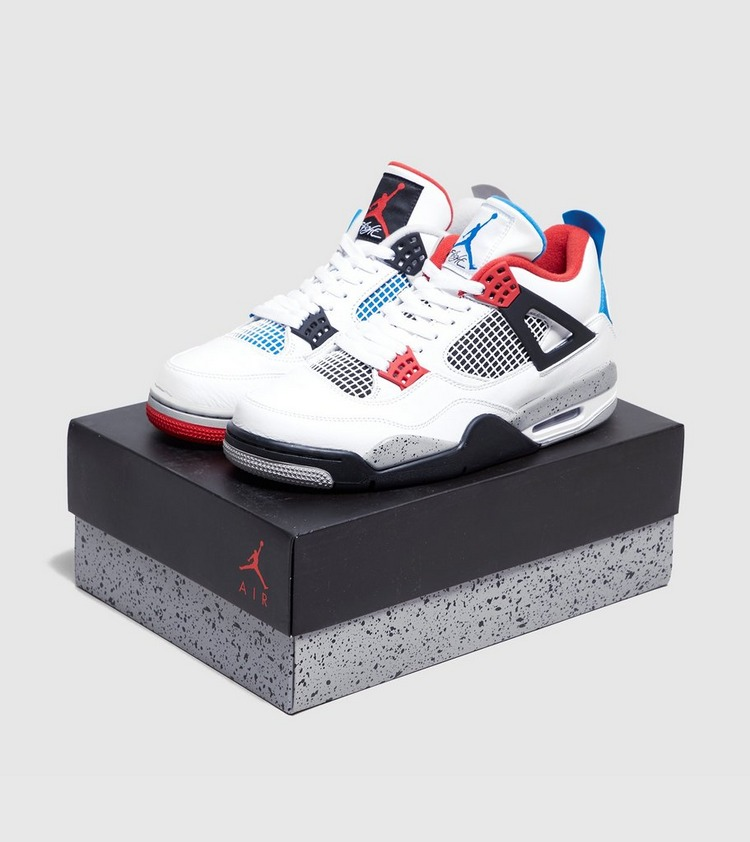 Jordan Air 4 Retro 'What The'