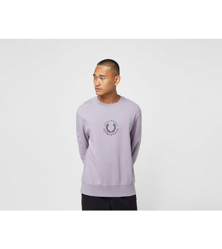 Fred Perry Global Sweatshirt