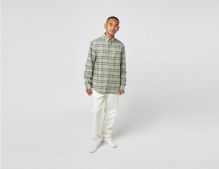 Fred Perry Tonal Check Skjorte